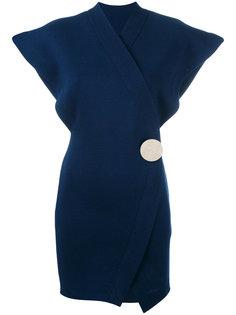 блузка в стиле кимоно Jacquemus