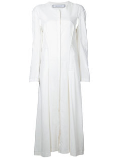 duster dress Eckhaus Latta