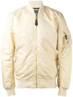 куртка-бомбер Alpha Industries