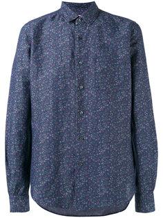 рубашка с цветочным узором Glanshirt