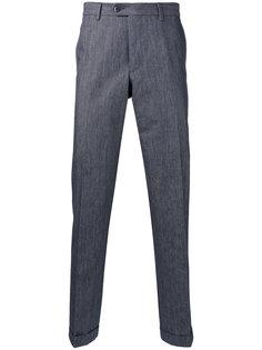 классические брюки Fay