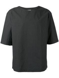 классическая футболка Lemaire
