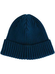 шапка-бини с подворотом Kijima Takayuki