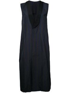 striped sleeveless coat 08Sircus