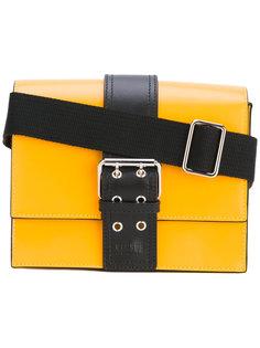 сумка на плечо с пряжкой Versus