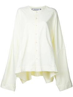 рубашка свободного кроя Eckhaus Latta