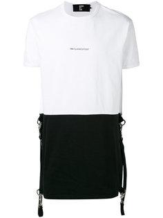 футболка с лямками для ключей Hood By Air
