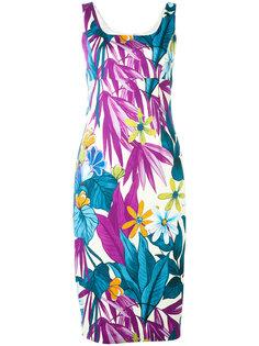 платье с цветочным рисунком Eggs