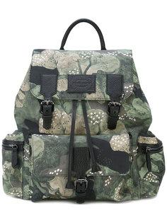 рюкзак с цветочным принтом Antonio Marras