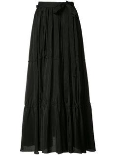 плиссированная юбка Tome