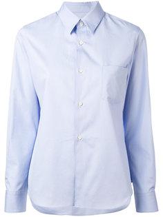 рубашка с нагрудным карманом Comme Des Garçons Comme Des Garçons