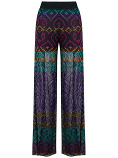 knitted pants Cecilia Prado