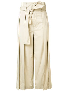 cropped trousers Tome