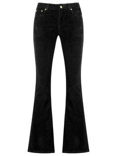 velvet flared trousers Amapô