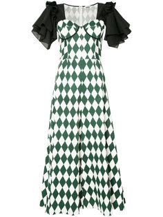 платье в ромб Tome