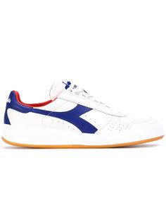 перфорированные кроссовки со шнуровкой Diadora