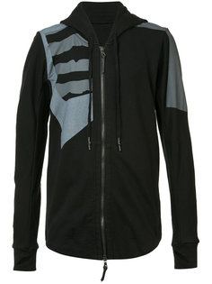 Dazzle hooded sweatshirt 11 By Boris Bidjan Saberi