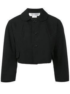 укороченный пиджак Comme Des Garçons Comme Des Garçons