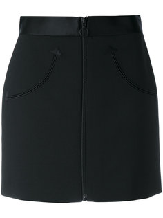 мини-юбка с завышенной талией Alexander Wang