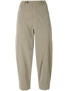 укороченные брюки Transit