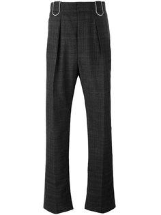 широкие расклешенные брюки  Lanvin