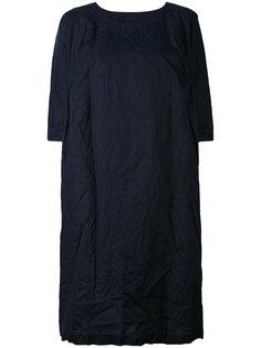 платье шифт с круглым вырезом  Daniela Gregis