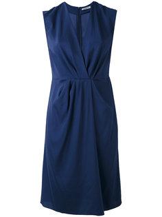 платье с V-образным вырезом Cacharel