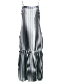spaghetti strap stripe dress Elizabeth And James