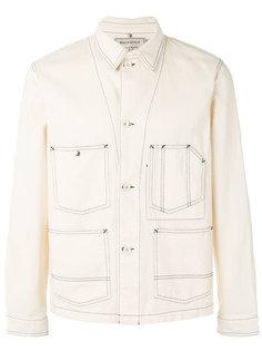 куртка на пуговицах Maison Kitsuné