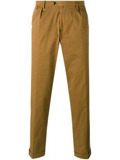 брюки слим  Briglia 1949