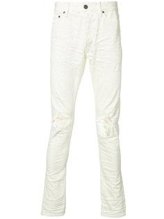 The Cast 2 Paint Splatter jeans John Elliott