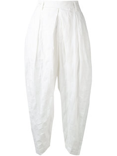 брюки-шаровары Issey Miyake Men