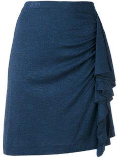 юбка с присборенной отделкой Paul & Joe