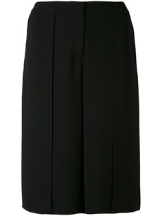 long tailored shorts Gareth Pugh