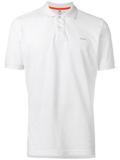 рубашка-поло с принтом на спине Parajumpers