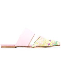 сандалии с заостренным носком Anna Baiguera