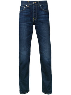 джинсы Coal Wash кроя слим Edwin