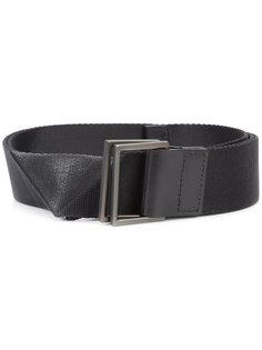 inverted slit belt Issey Miyake