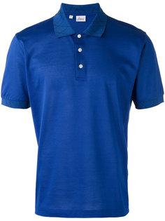 футболка-поло с короткими рукавами  Brioni