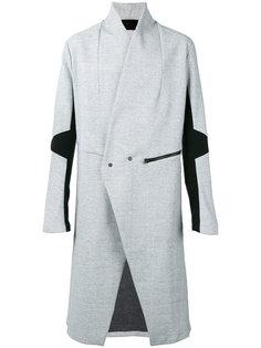 двубортное пальто Minimal Lost & Found Ria Dunn