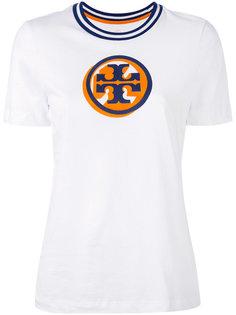 футболка Malibu  с логотипом Tory Burch