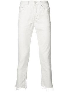 укороченные джинсы кроя слим Ksubi