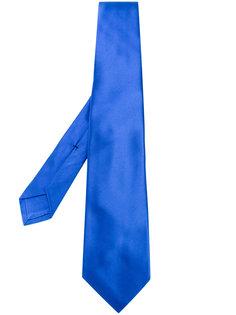 галстук с отливом Kiton