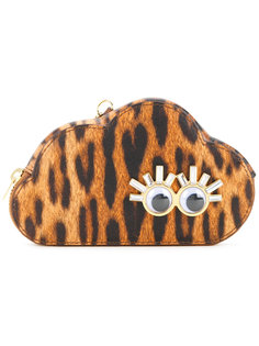 leopard print Cloud coin purse Sophie Hulme