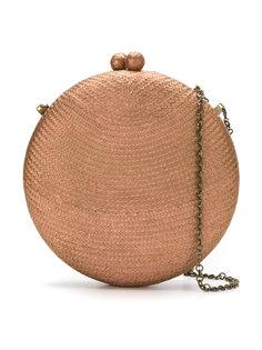 straw clutch Serpui