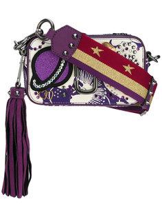 декорированная сумка-футляр Snapshot  Marc Jacobs