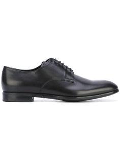 ботинки-дерби Giorgio Armani