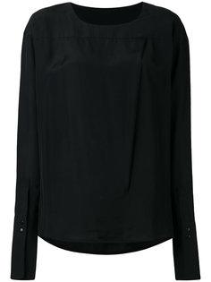 elongated cuff blouse Ilaria Nistri