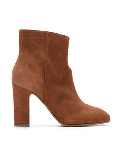 suede boots Sarah Chofakian