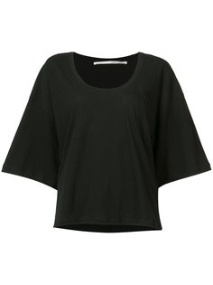 bell sleeve top Isabel Benenato